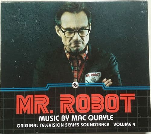 Mac Quayle<br>Mr. Robot: Volume 4 (Original Television Series Soundtrack)<br>CD